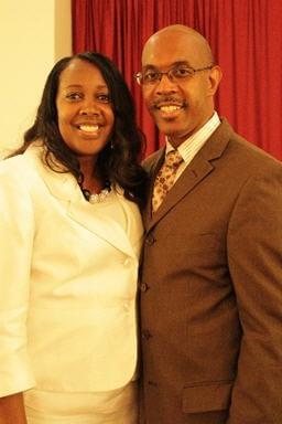 Rev Cassandra and Kilen Gray