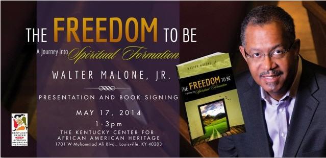 Walter Malone Jr Book